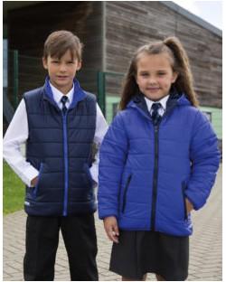 Ocieplana kurtka dla dzieci i młodzieży, Result