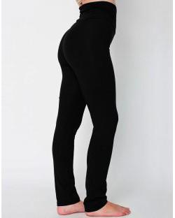 Spodnie damskie Straight Leg Yoga Pant, American Apparel