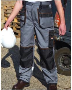 Spodnie X-OVER Heavy, Result