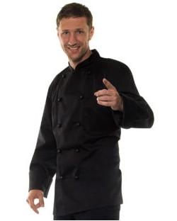 Kurtka szefa kuchni Unisex, Karlowsky