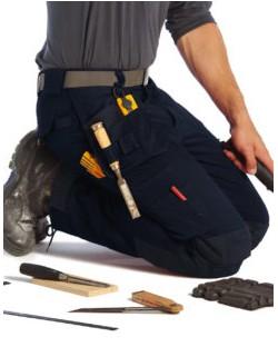 Spodnie robocze Advanced, B & C