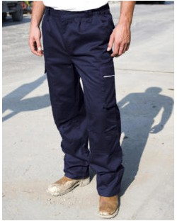 Długie spodnie robocze Work-Guard Action, Result
