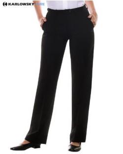 Damskie spodnie kelnerskie Basic, Karlowsky