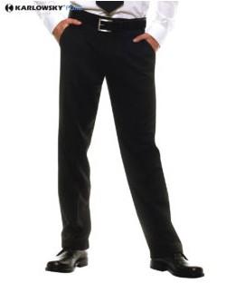 Męskie spodnie kelnerskie Basic, Karlowsky