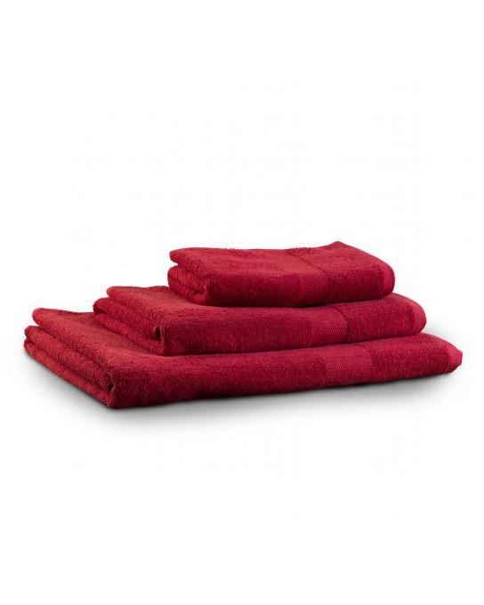 Ręcznik do rąk Tiber 50×100 cm, Towels by Jassz