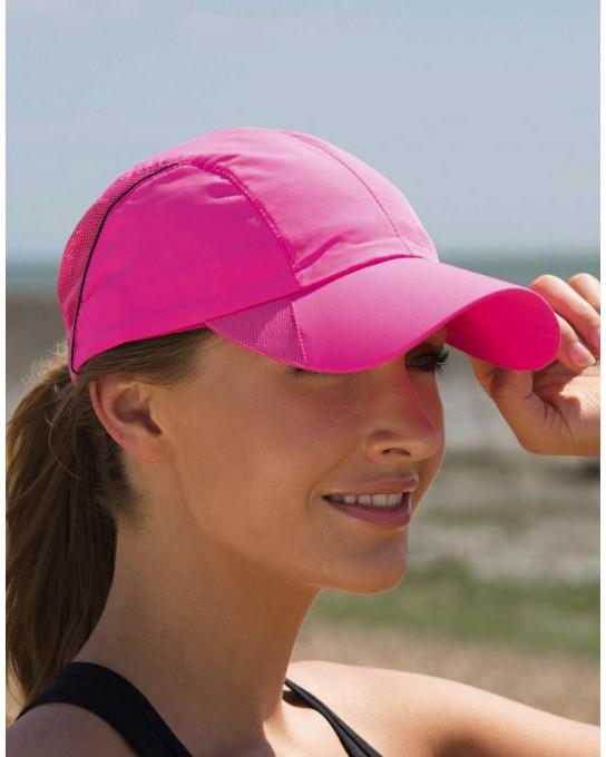 Sportowa czapka Spiro Impact, Result Caps