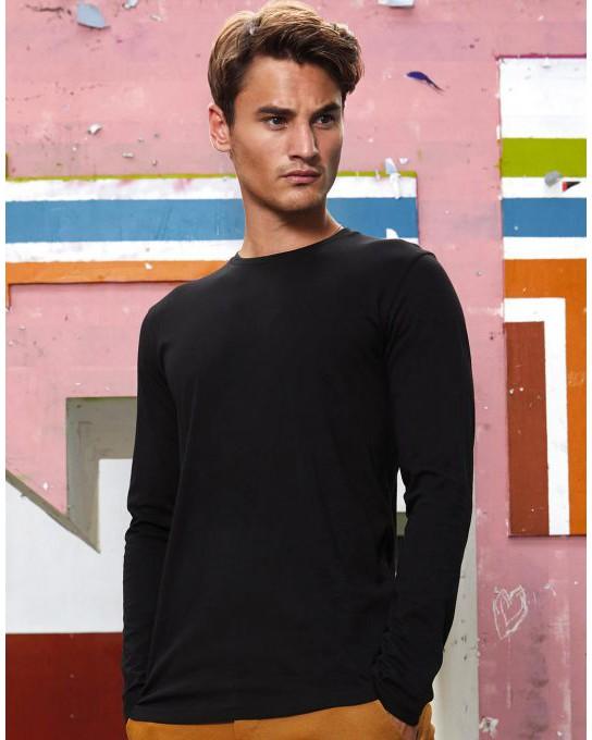 Inspire LSL T /męski T-Shirt, B & C