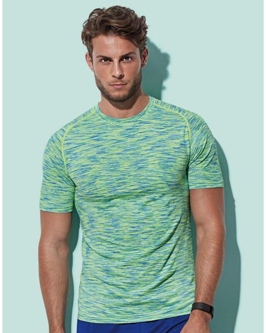 T-Shirt Active Seamless Raglan, Stedman