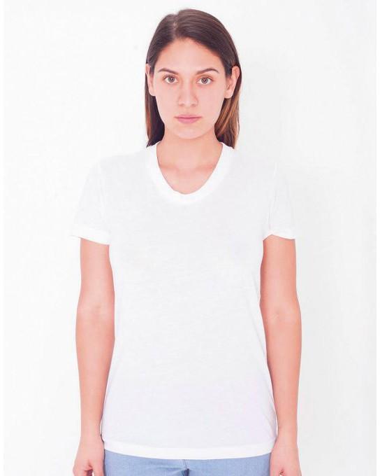 Damski T-Shirt do sublimacji, American Apparel