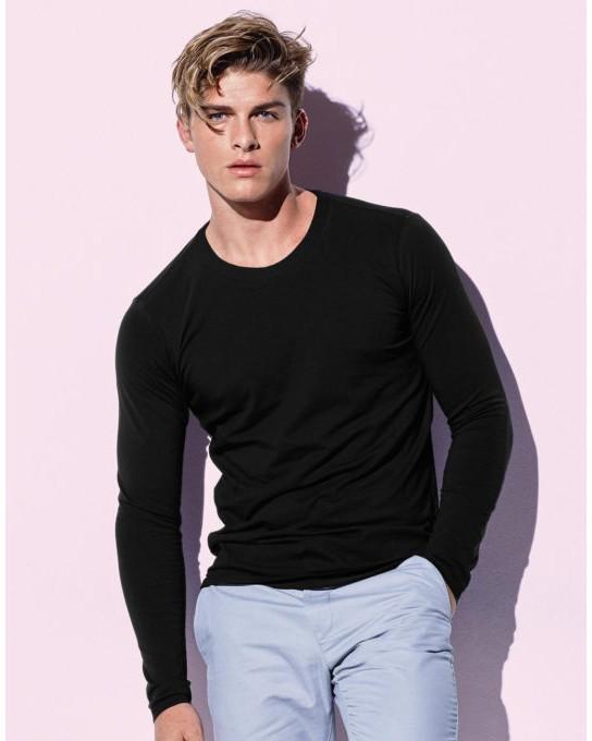 T-shirt z długim rękawem Morgan, Stedman