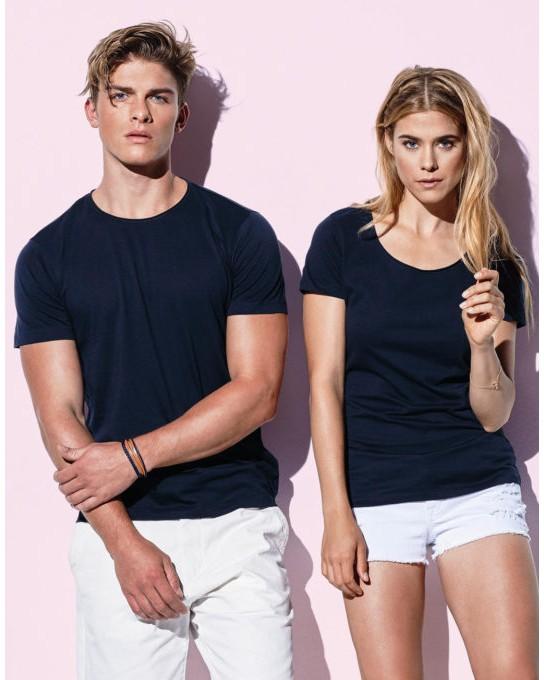 T-shirt bawełniany Finest, Stedman