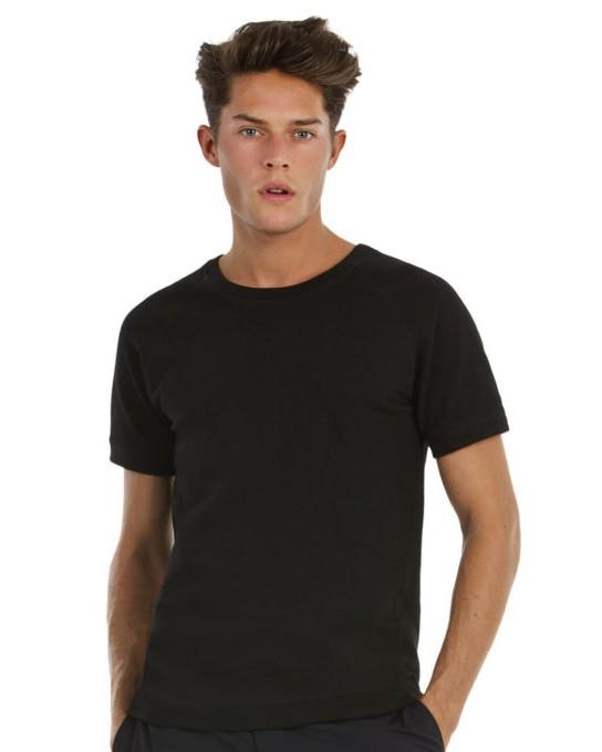 Sweatshirt short-sleeved – WMS42, B & C
