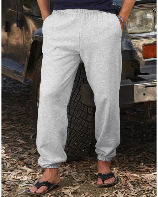 Spodnie treningowe ze ściągaczami, Fruit of the Loom