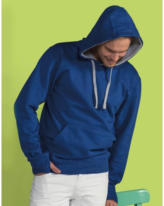 Bluza z kapturem Contrast Hoodie, SG