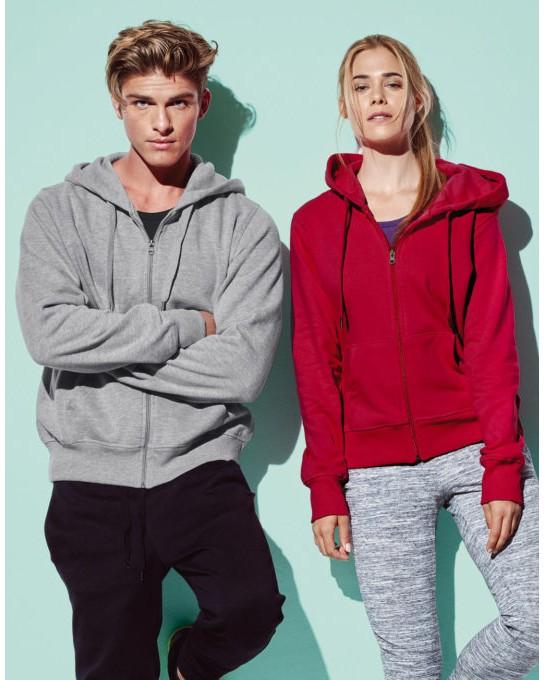 Damska bluza Active Sweatjacket, Stedman