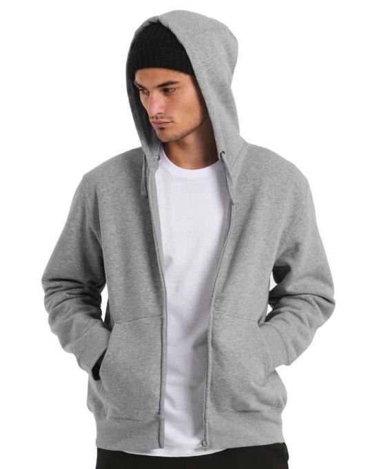 Bluza Hooded Full Zip/men, B & C