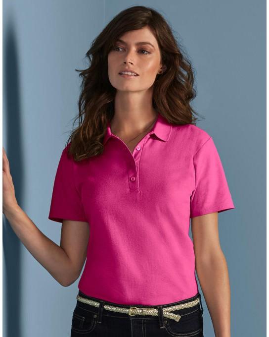Damska koszulka polo Softstyle® Double Pique, Gildan