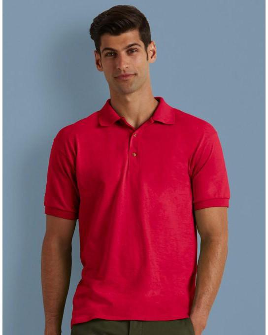 Męskie polo DryBlend® Jersey, Gildan