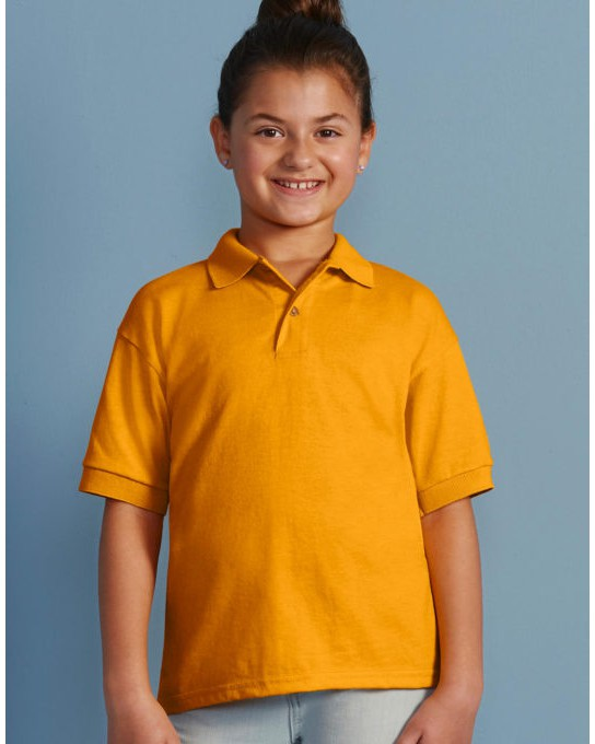Polo dziecięce Dry Blend® Jersey, Gildan