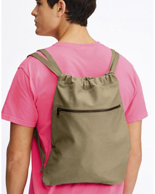 Plecak worek Canvas Cinch, Comfort Colors