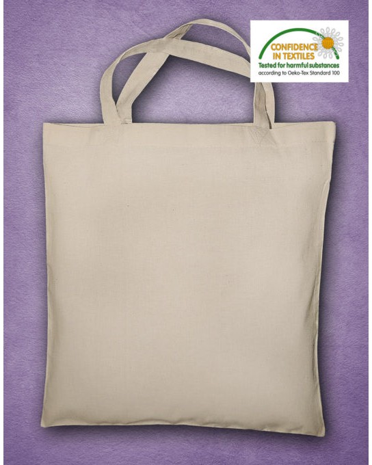 Torba policotton Acacia z krótkimi uchwytami, Bags by JASSZ
