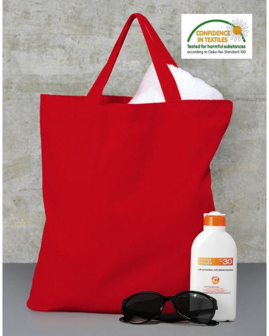 Torba z krótkimi uchwytami Budget 100 Promo, Bags by JASSZ