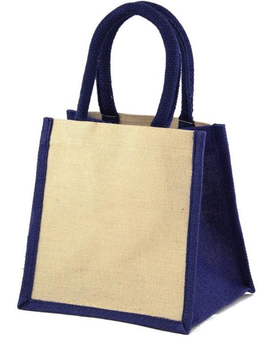 Mała torba zakupowa z juty, Shugon