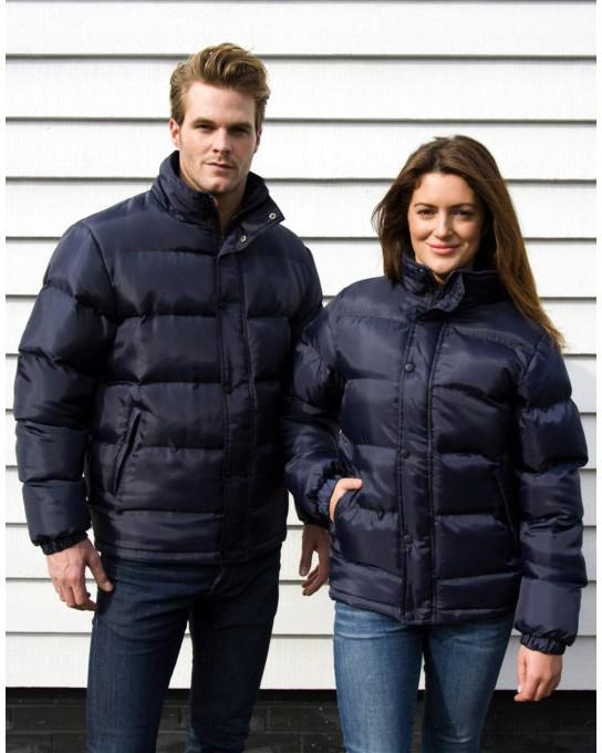 Pikowana kurtka Nova Lux, Result