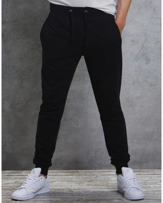 Dresowe spodnie Slim Fit, Kustom Kit
