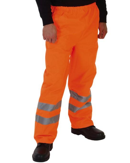 Spodnie odblaskowe Fluo Orange, Yoko