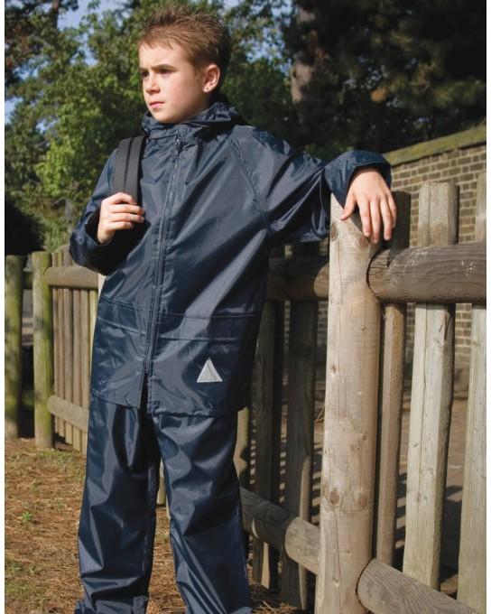 Dziecięce ubranie na niepogodę, Result